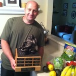 Willie Abounader, owner of Lettuce Produce, wins The Fedele in his inaugural season.