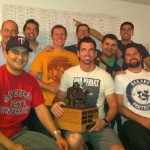 The Dynasty Fantasy Baseball League proudly showcase the Armchair Ace.