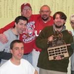 Fantasy Baseball Trophy