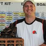 PFFL Champion, Tim Bacz