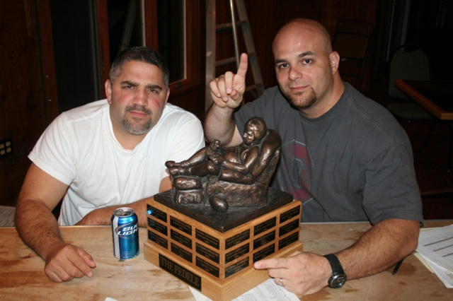 fantasy football trophy- FantasyTrophies.com