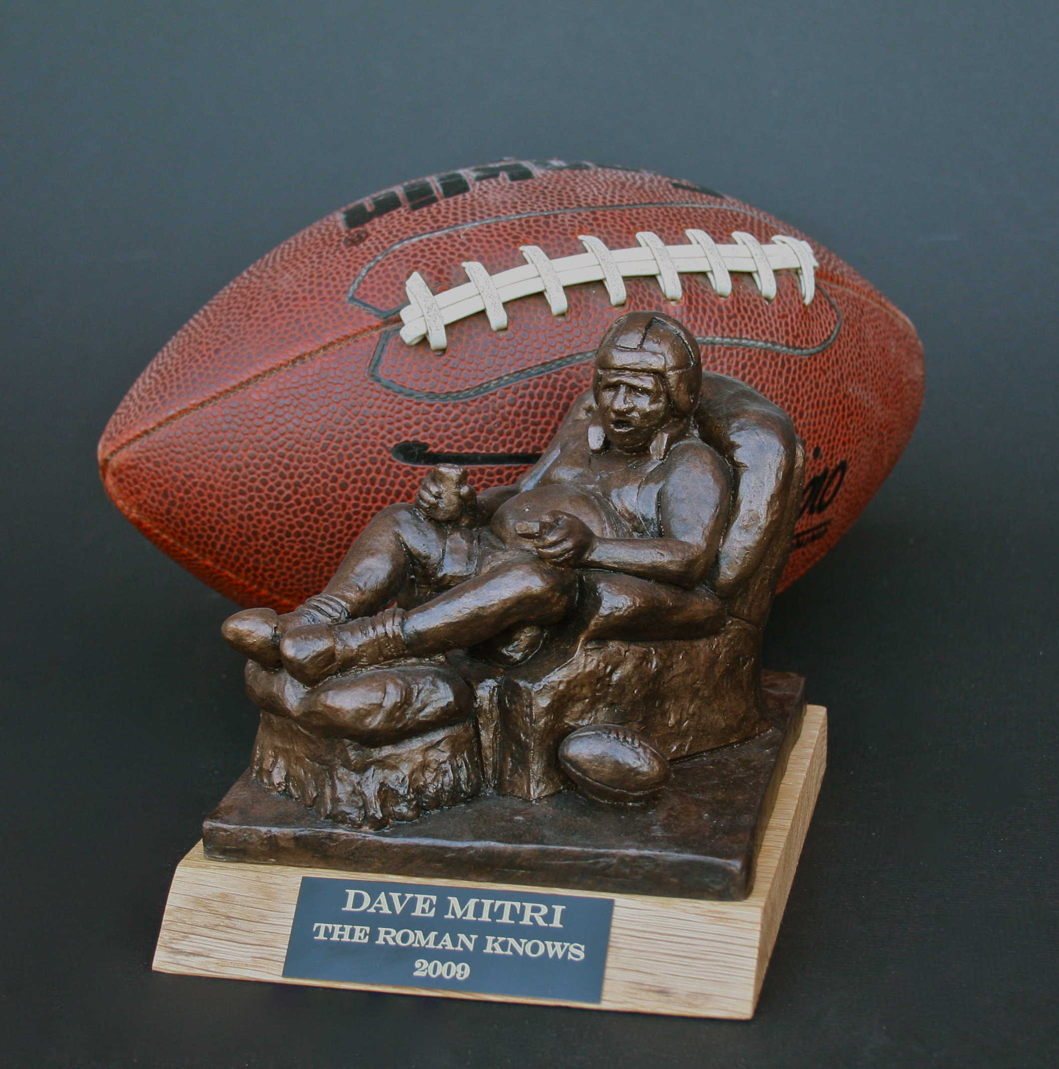Win a Free Fantasy Football Trophy contest ...
