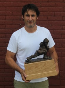 trophy fireman fantasy football