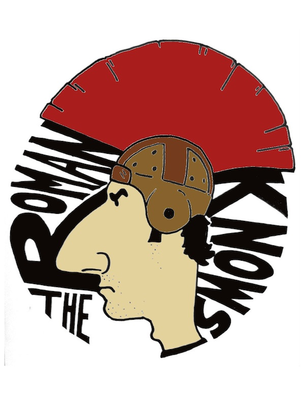 2011-The Roman Knows