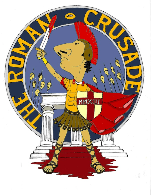 2013- The Roman Crusade
