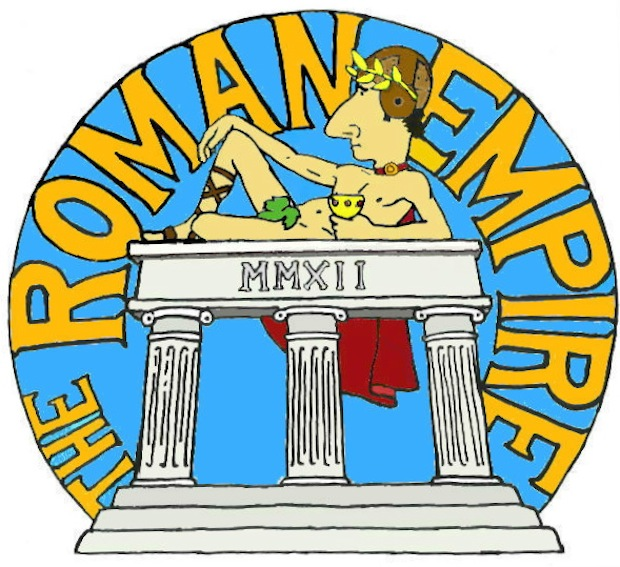 2011- The Roman Empire
